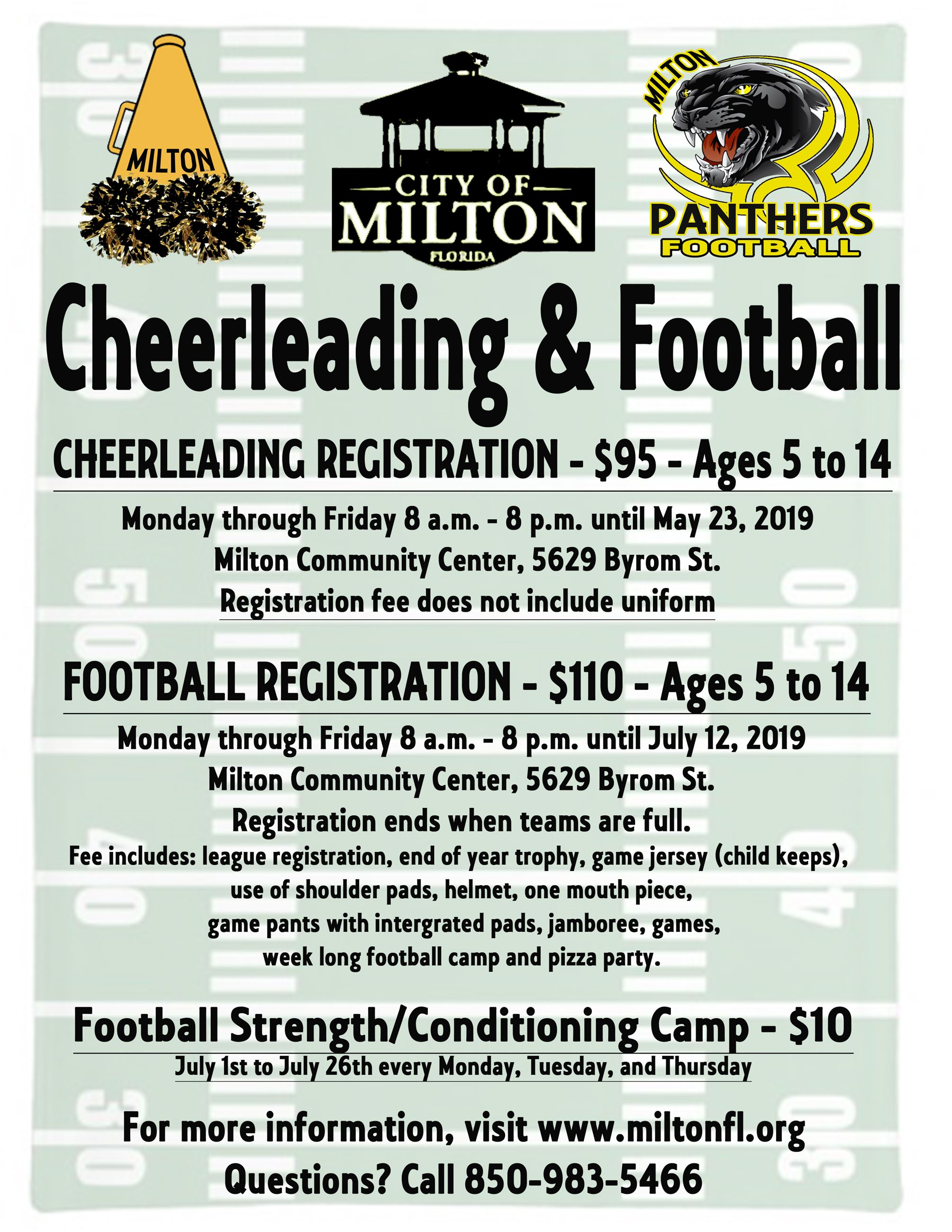 football and cheer flyer 19