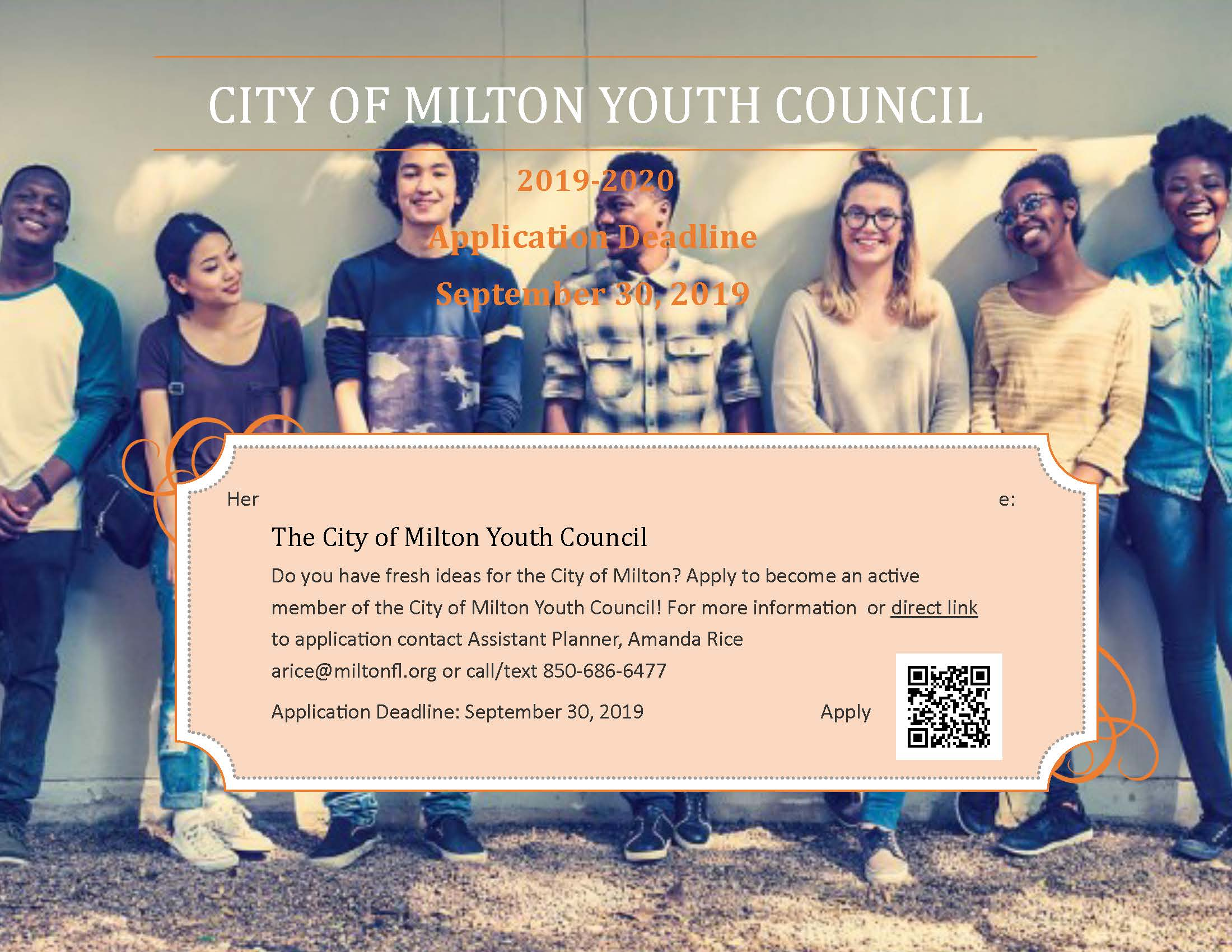 Updated Youth Council Flyer