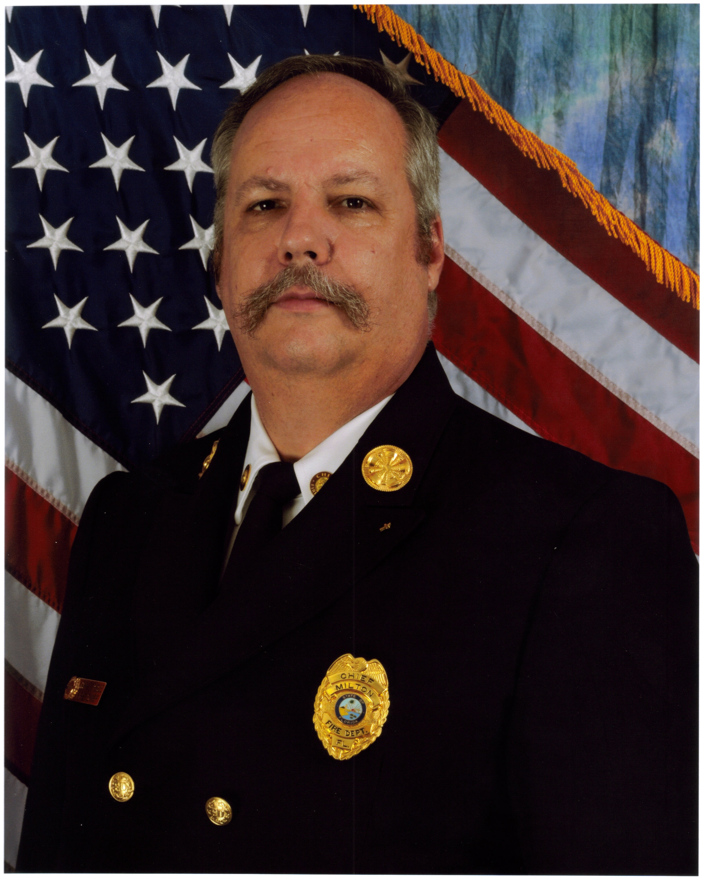 John E Reble - Fire Chief
