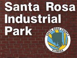 Santa Rosa Industrial Park sign